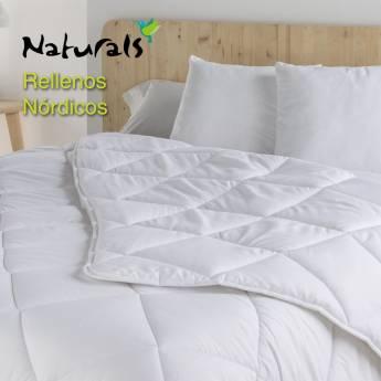 Rellenos nórdicos sintéticos 400 gr. NATURALS
