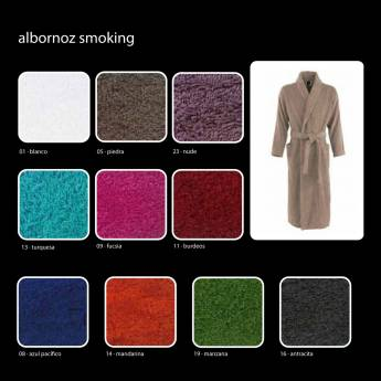 Albornoz SMOKING Abece