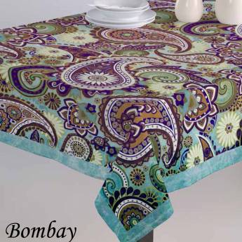 Mantel BOMBAY Purpura Home