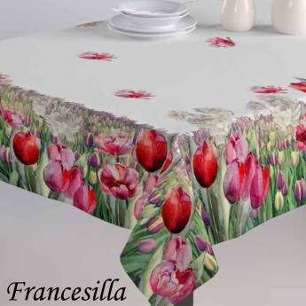 Mantel FRANCESILLA Purpura Home