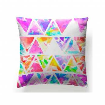 Funda cojín PIRAMIDE Purpura Home