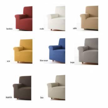 Funda sofá FIDJI Zebra Textil