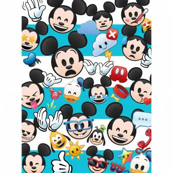 Duvet MICKEY EMOJI Disney
