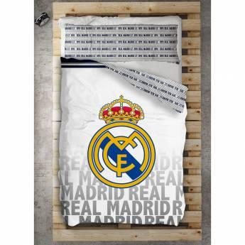 Juego funda nórdica EMBLEMA Real Madrid