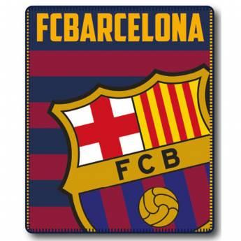 Manta plaid ESCUDO FC Barcelona