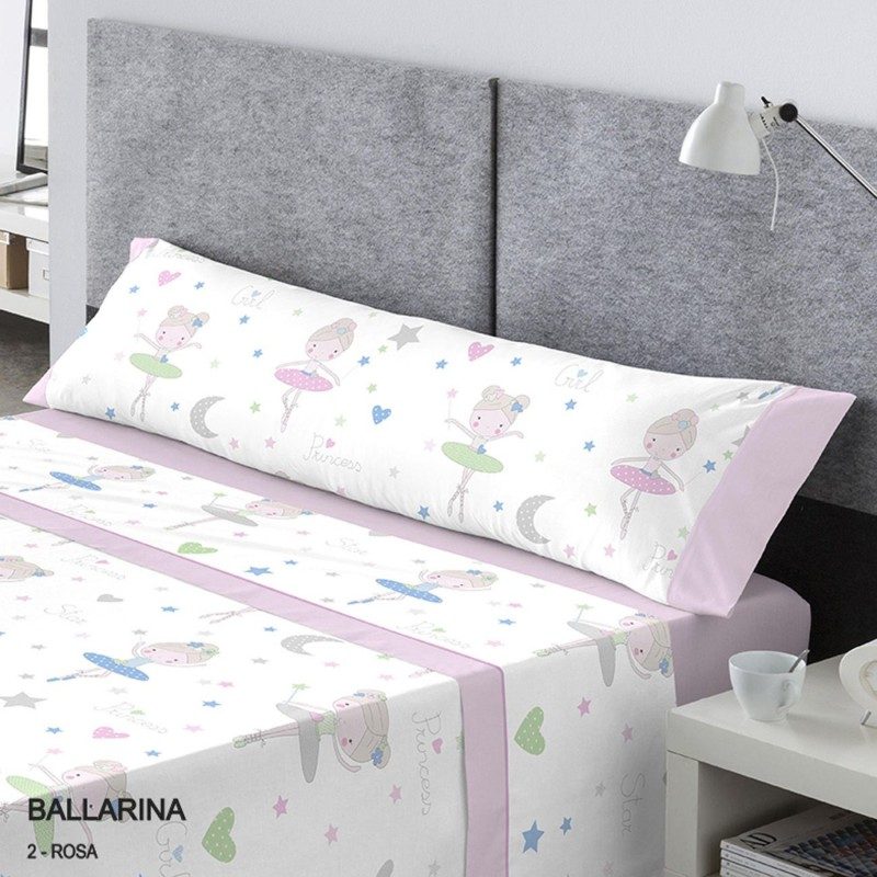 Juego sábanas BALLARINA Catotex