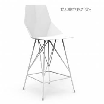 Taburete FAZ INOX Vondom