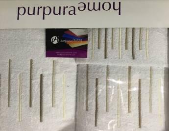 Juego toallas RAIN Purpura Home