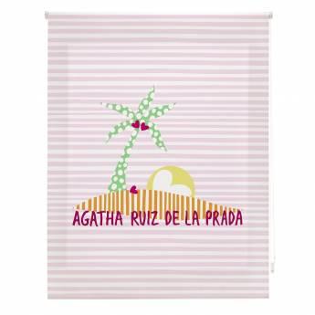 Cortina enrollable DIG-003 Agatha Ruíz de la Prada