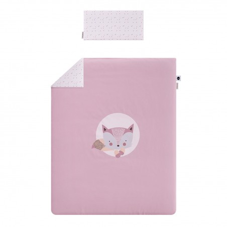 Funda nórdica reversible + Funda almohada FOX Bimbi Dreams