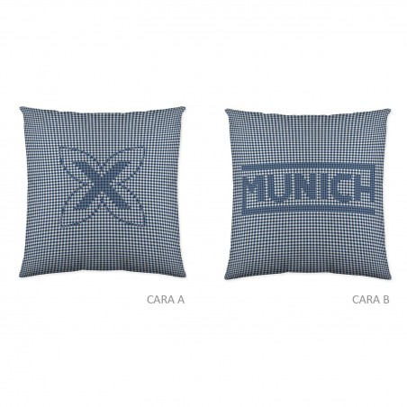 Juego sábanas CUADRO VICHY Munich