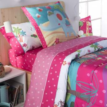 Juego sábanas ALTEA Purpura Home
