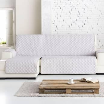 Funda sofá chaise longue DUAL QUILT Eysa