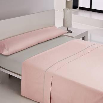 Funda almohada combinable MIX&MATCH 50/50 Abecé