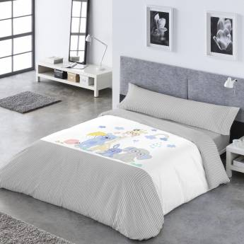 colcha cama 150 yogui