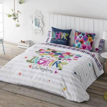 Fundas nordicas con colores alegres para habitaciones juveniles