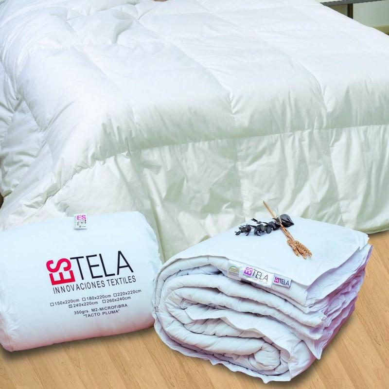 Rellenos nórdicos fibra hueca 350 gr/m2 ESTELA