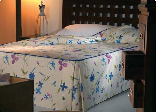 Ropa de cama ambientes provenzales y rusticos sedalinne blog - Ropa de cama para hosteleria ...