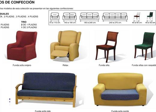 Medidas de sof para fundas de sof sedalinne blog - Fundas de sofa a medida ...