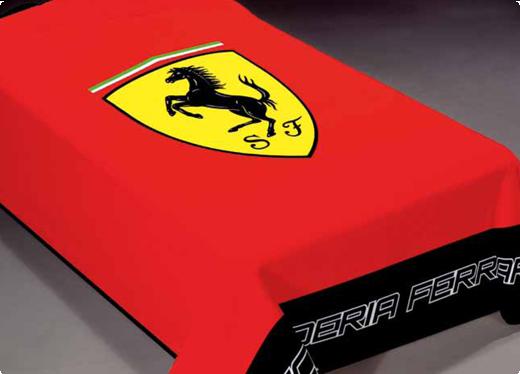 Ferrari en el hogar. Mantas de FERRARI. | sedalinne blog