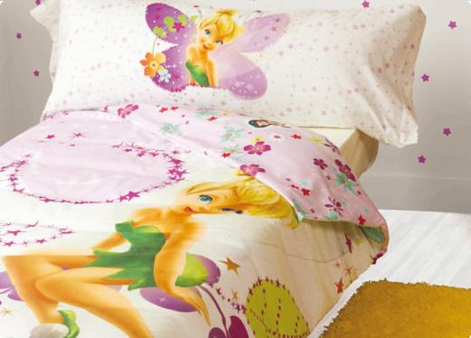 Funda Nordica Campanilla.Preparando Un Dormitorio Para Invierno Con Disney Sedalinne Blog