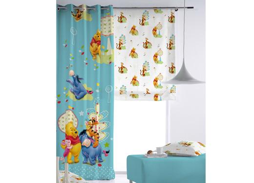 Cortinas infantiles para decorar dormitorios sedalinne blog - Cortinas para dormitorios infantiles ...