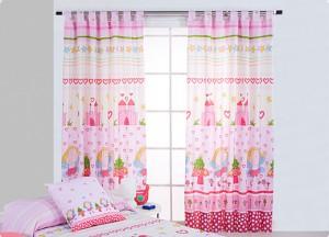 Cortinas Infantiles Para Decorar Dormitorios Sedalinne Blog - Decorar-cortinas-infantiles
