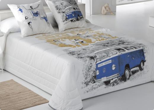 Viste tu cama con textiles y coordina con complementos de - Viste tu cama ...