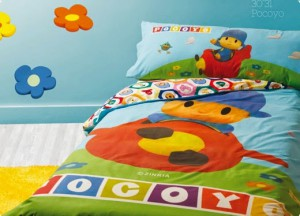 Inunda el dormitorio infantil con fundas n rdicas de nueva - Funda nordica pocoyo ...