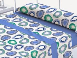 sábanas de coralina
