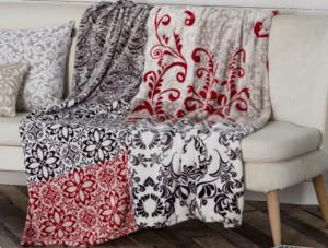 plaid para sofa