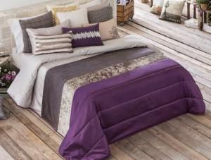 colchas para camas de 2m.