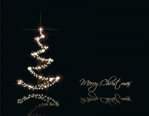 Feliz Navidad sedalinne