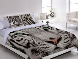 decoración textil de animales