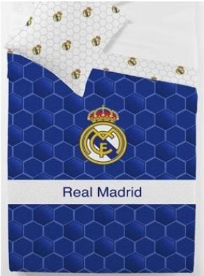 Colcha bouti infantil del Real Madrid