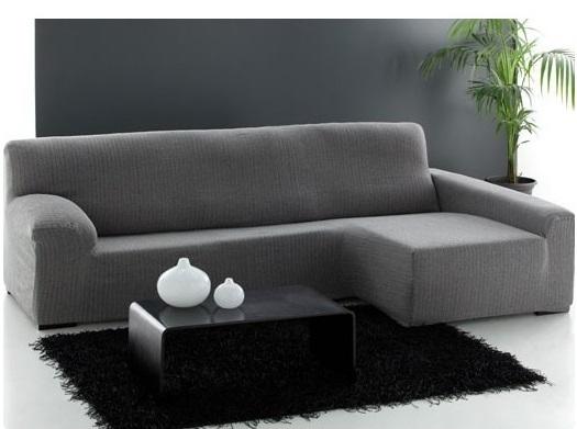 Fundas para sof s con chaise longue hazte con ellas en - Funda de sofa chaise longue ...