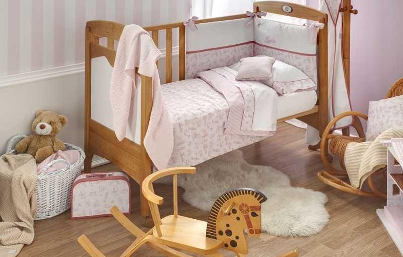 5 juegos de sábanas para minicuna que cautivan