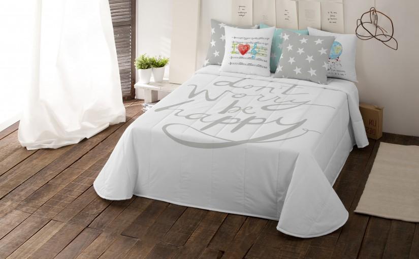 5 Colchas boutí para cama de matrimonio en 5 estilos diferentes. ¡Elige el tuyo!