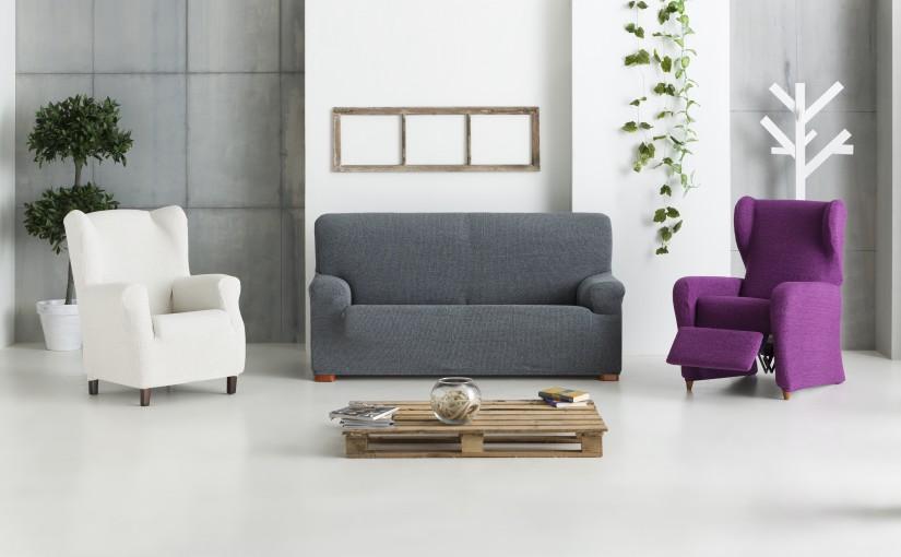 Cómo colocar fundas de sofá ajustables rápidamente
