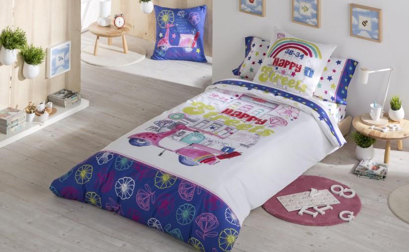 Cojines infantiles originales: Últimas tendencias para su cama