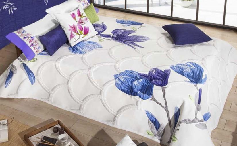Colchas Manterol, tu aliado para renovar tu cama en verano