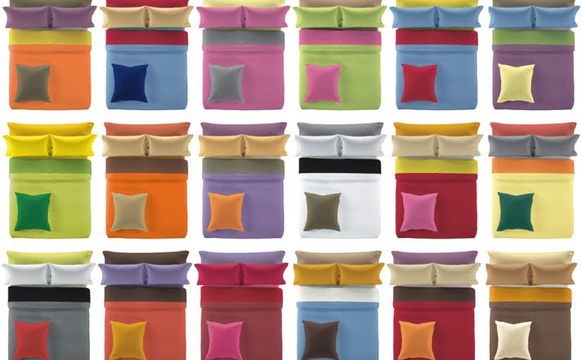 Fundas de almohadas de color: Combinaciones increíbles. Bye, bye, blanco!!