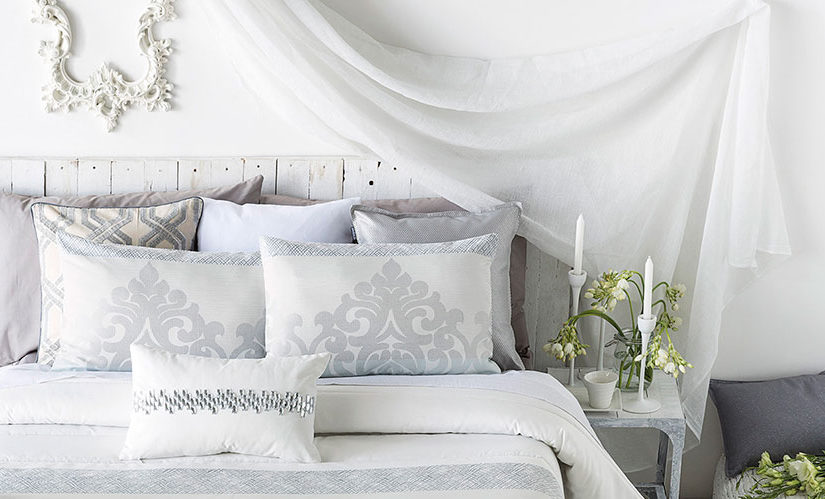 Cojines decorativos para dormitorio, ¿Cómo escogerlos?