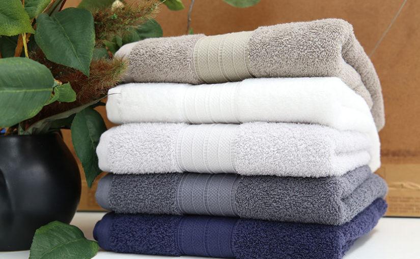 Juegos de toallas que son como una caricia