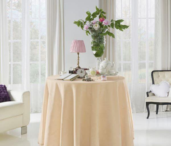 Mesa camilla rectangular con estilo sedalinne blog - Mesa camilla redonda ...