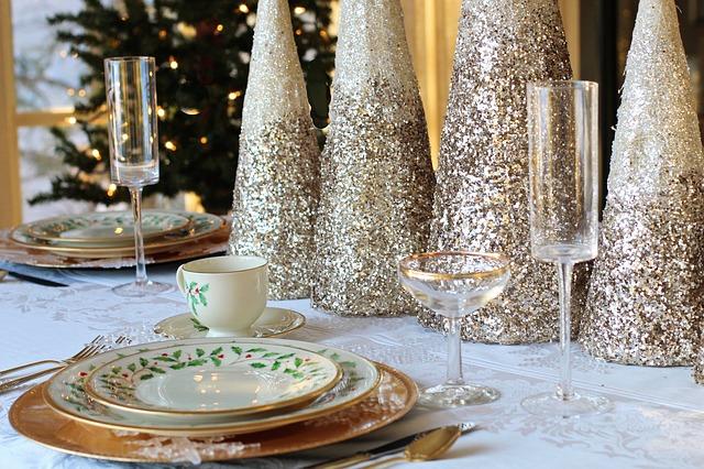 Especial Deco: Mesas navideñas con estilo