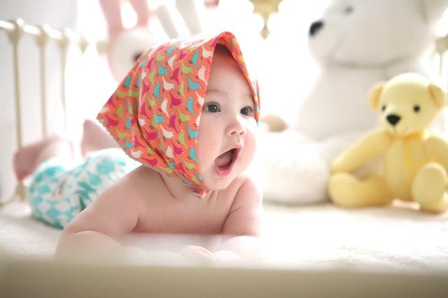 5 ideas para vestir la habitación de tu bebé