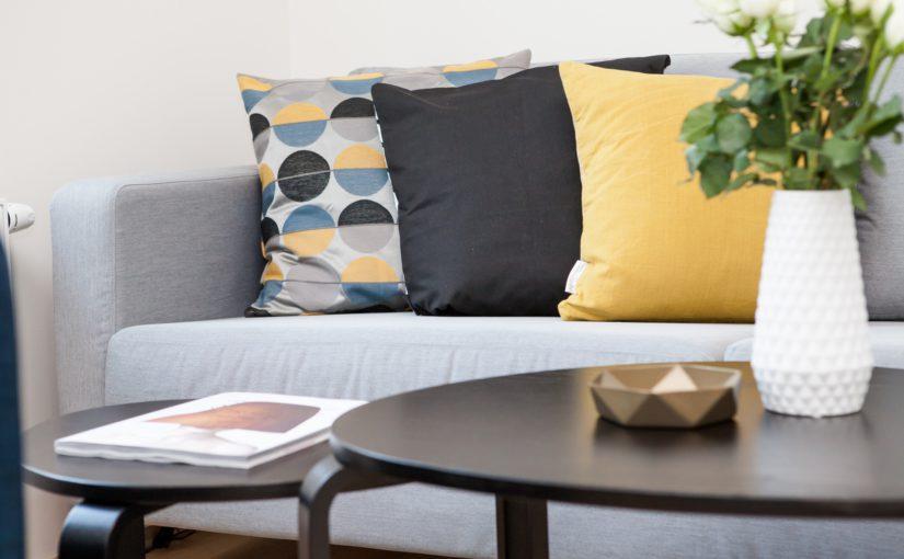 Los colores de moda de verano para el textil de tu hogar