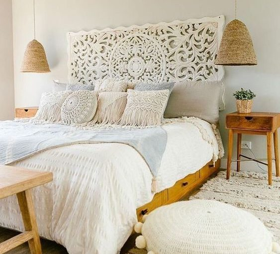 Ideas para vestir la cama para el frio