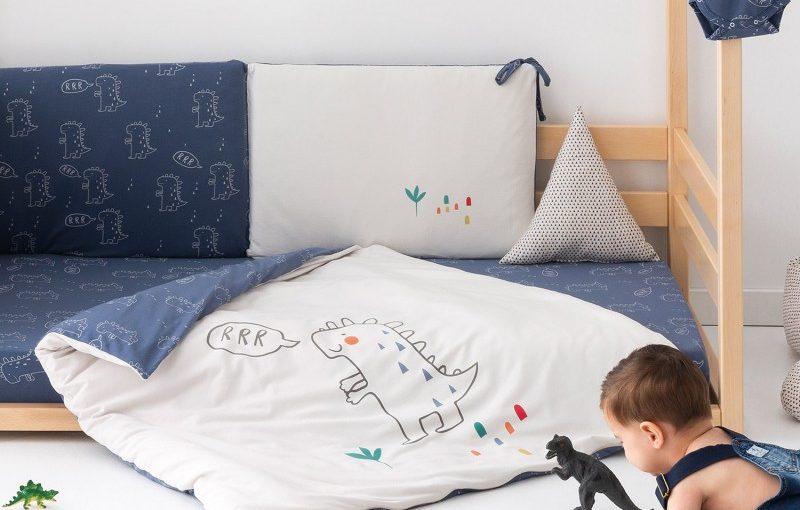 Dino Bimbi, la colección más original para decorar la habitación del bebé